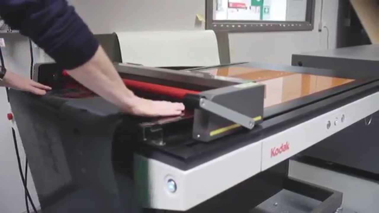 El sistema Kodak Flexcel NX cumple 10 años