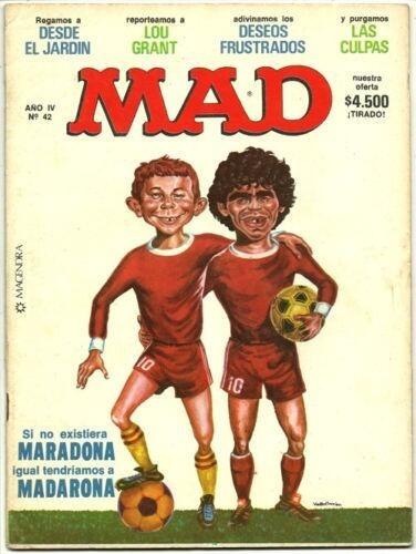 Revista Mad - Litografía Romero, tu imprenta digital en Canarias