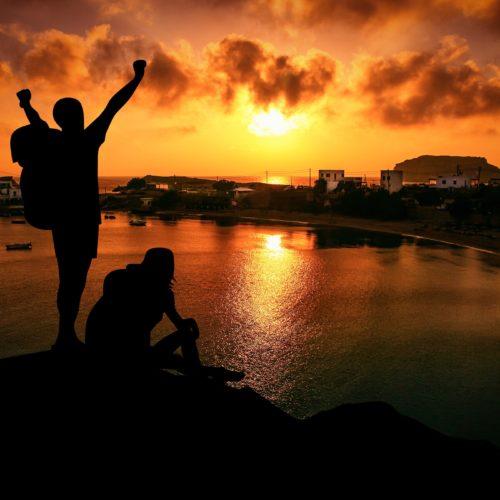Día Mundial del Turismo - Litografía Romero