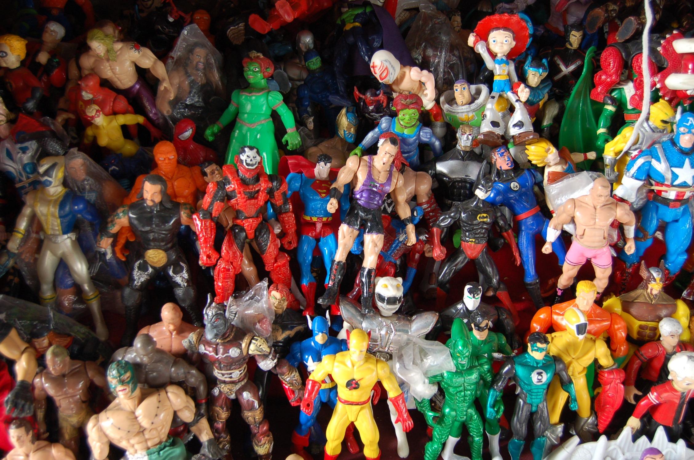 TLP acogió a los dibujantes de Wonder Woman y Capitán América