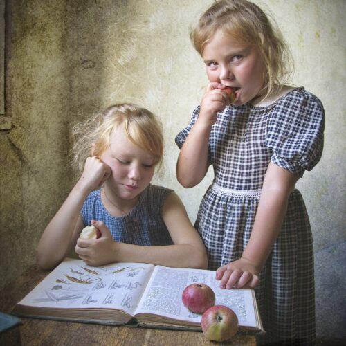 Día Internacional del Libro Infantil - Litografía Romero