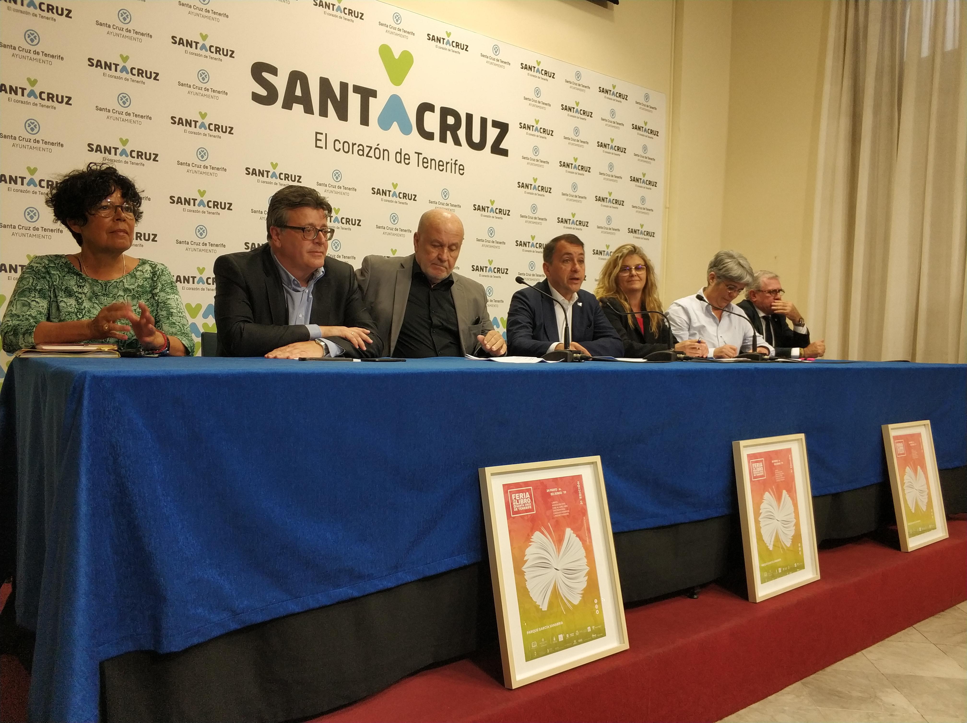 La Feria del Libro de Santa Cruz de Tenerife 2019 crece en actos y días