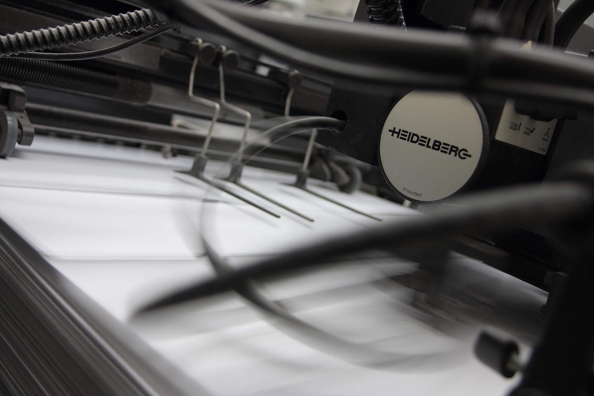 Impresión offset: Su curioso origen y cómo se empezó a utilizar