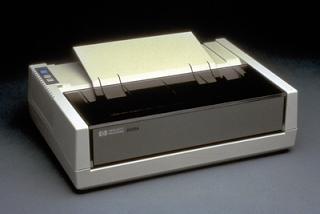 La impresora, su evolución en la historia. Parte II