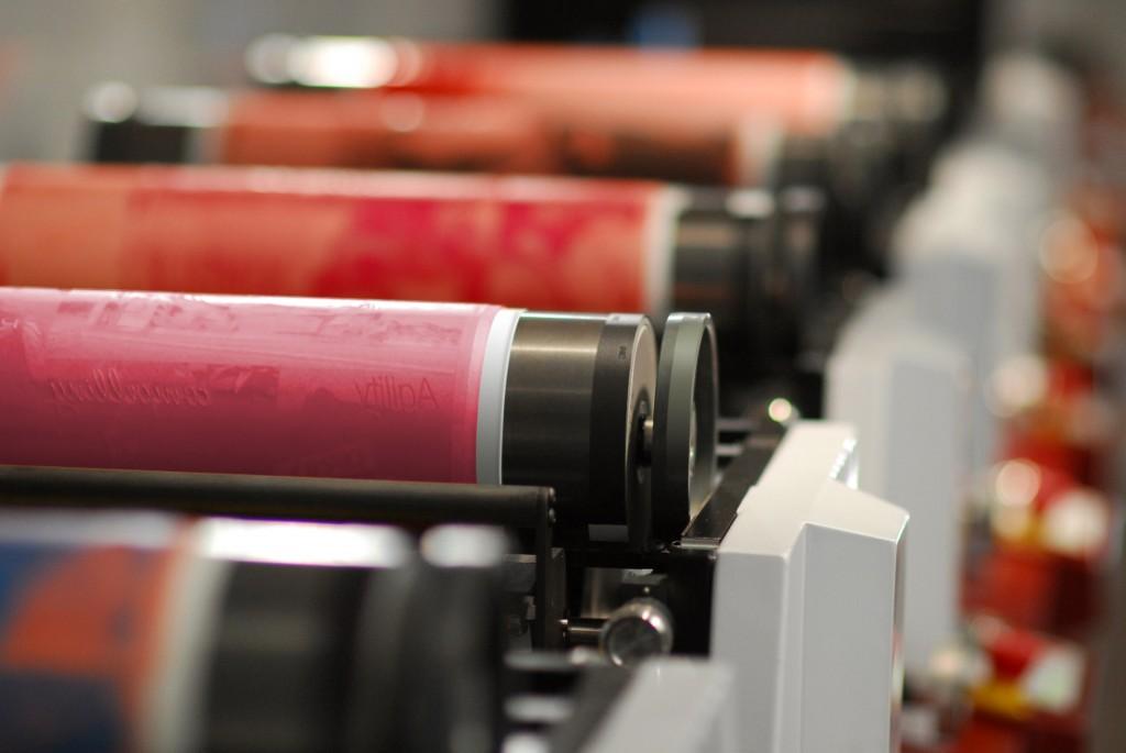 Flexografía, la historia de este sistema de impresión