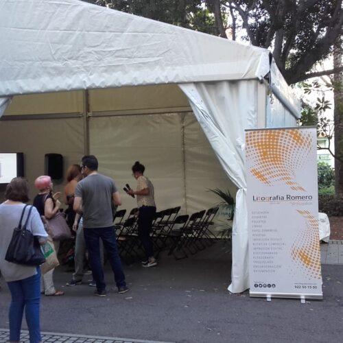 Feria del Libro - Litografía Romero