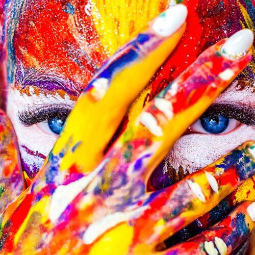 bloqueo creativo - litografía romero