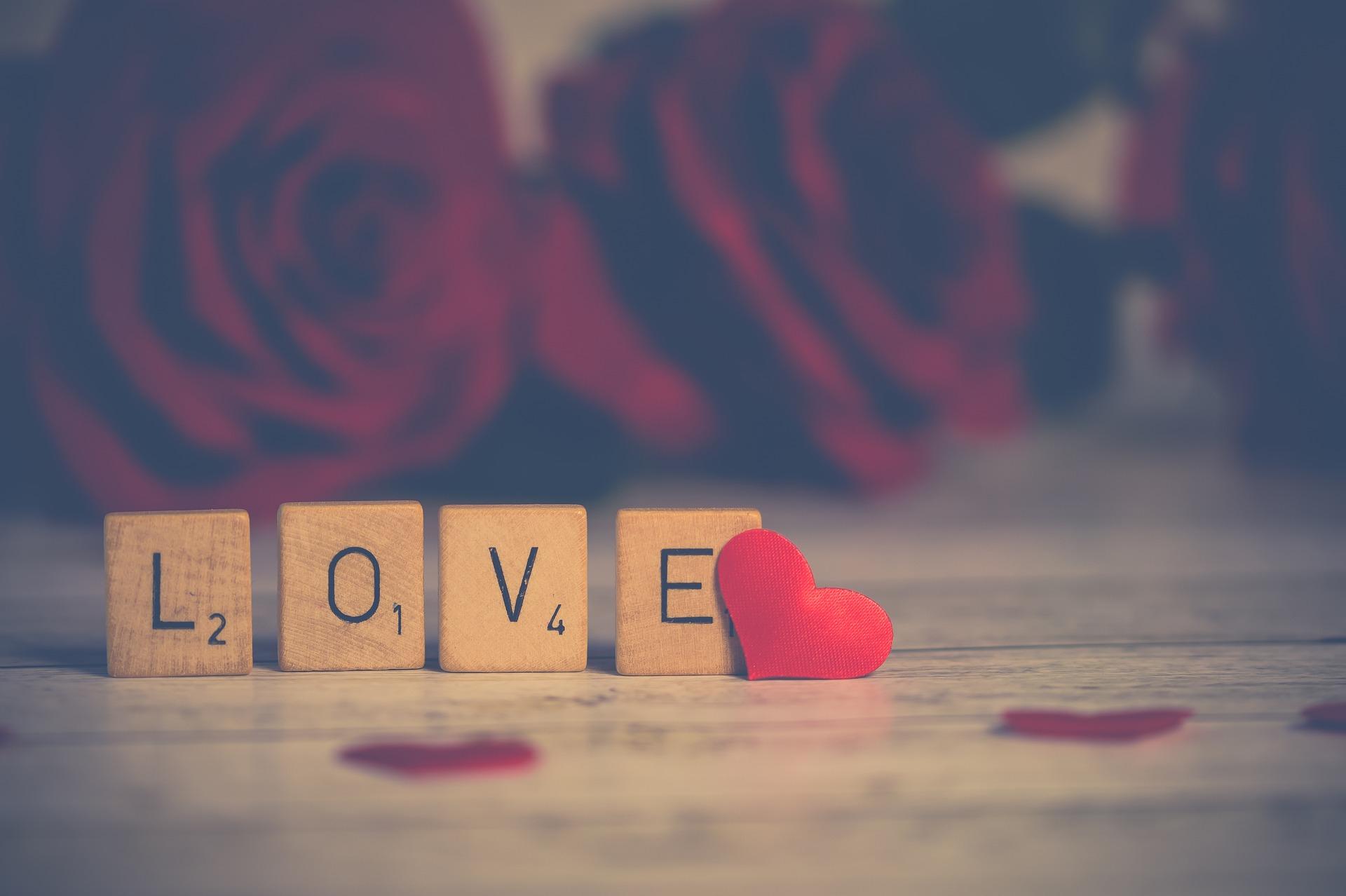 San Valentín - Litografía Romero