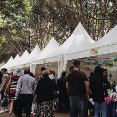 Feria del Libro de Santa Cruz de Tenerife - Litografía Romero